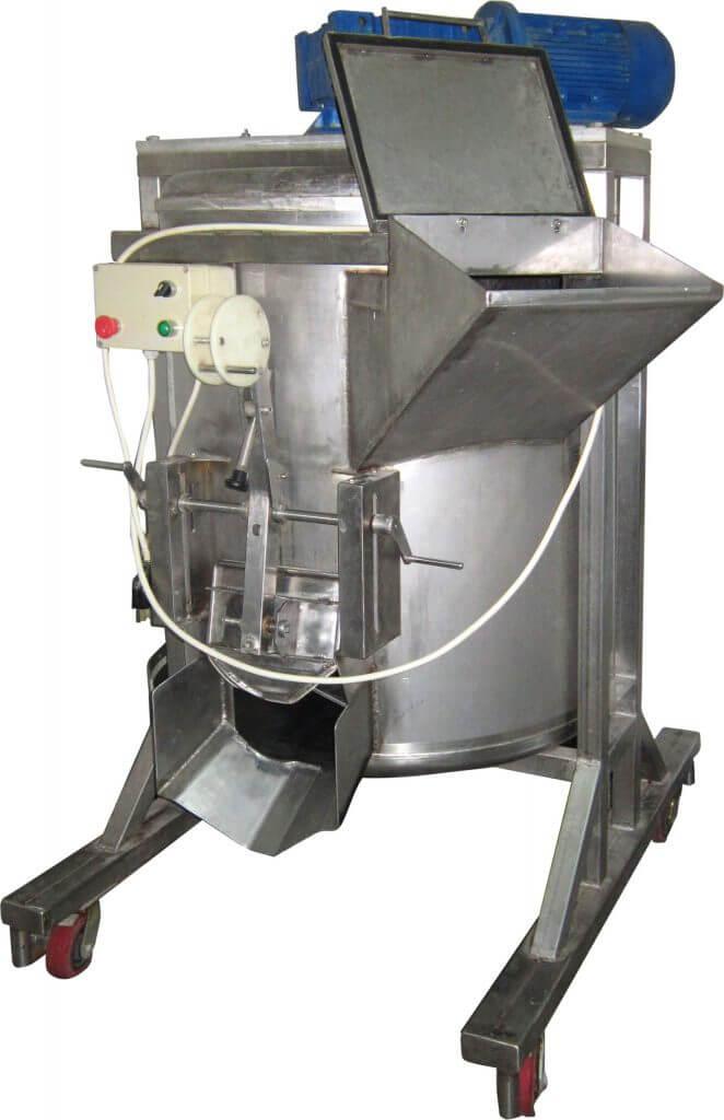 вертикална смесителна машина