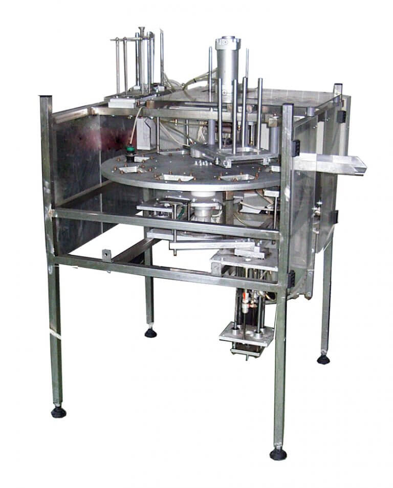 Ротационни пакетиращи машини