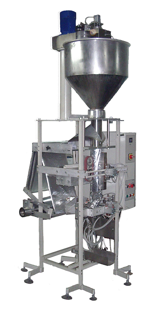 вертикална пакетираща машина